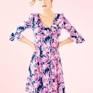 Lilly Pulitzer NWT Stirling Dress size S